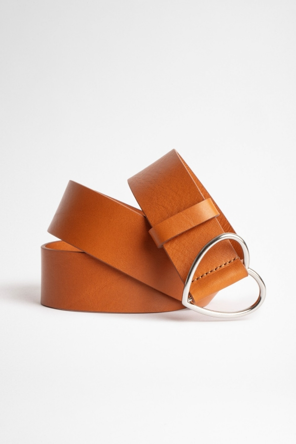 HARLEY VEGETAL LEATHER BELT