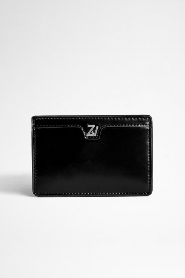 ZV INITIALE NYRO - GLACE CARD HOLDER
