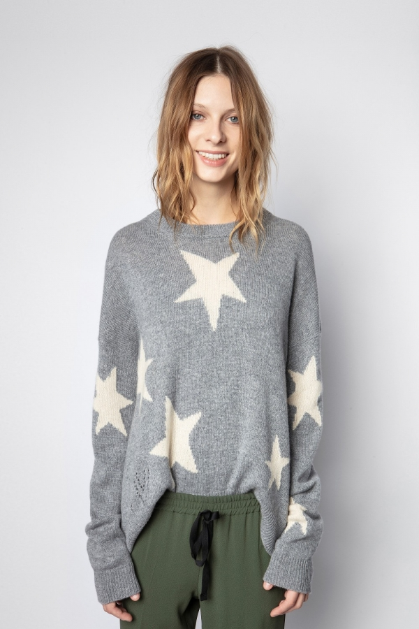 MARKUS C STAR INT SWEATER