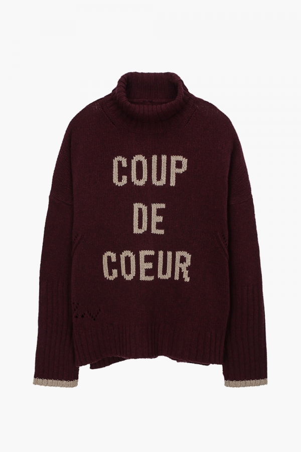 ALMA MW CDC INT SWEATER