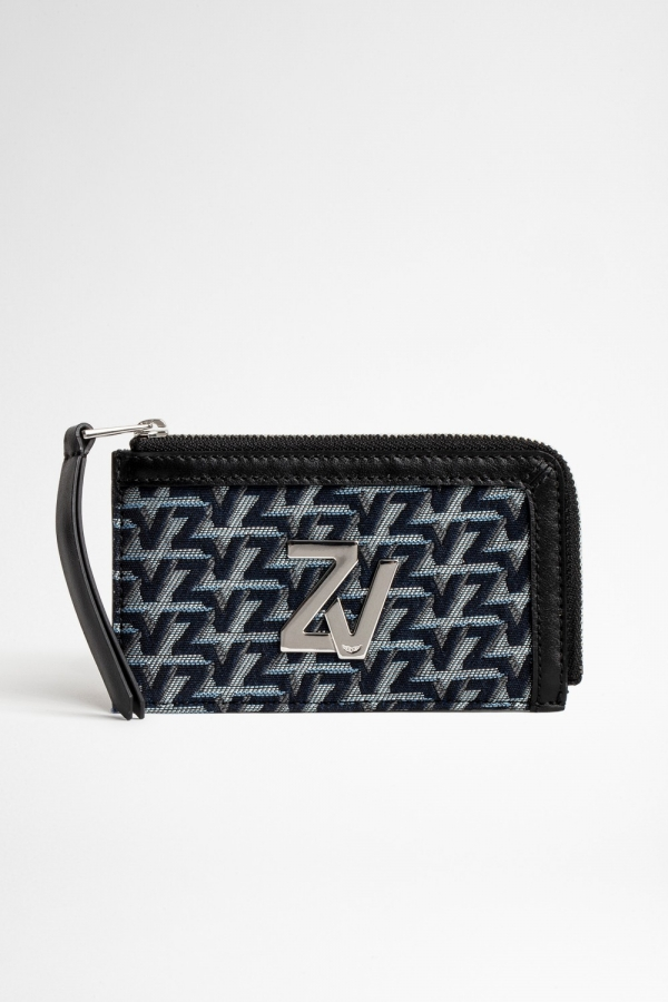 ZV Initiale Le Medium Monogram Card Holder