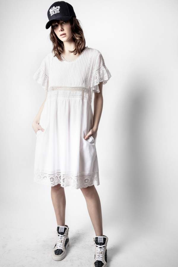 Roll Cotton Dress