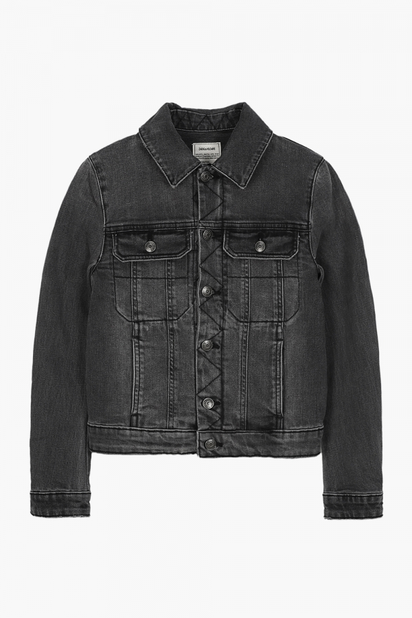 Kioky Denim Stretch Eco Jacket
