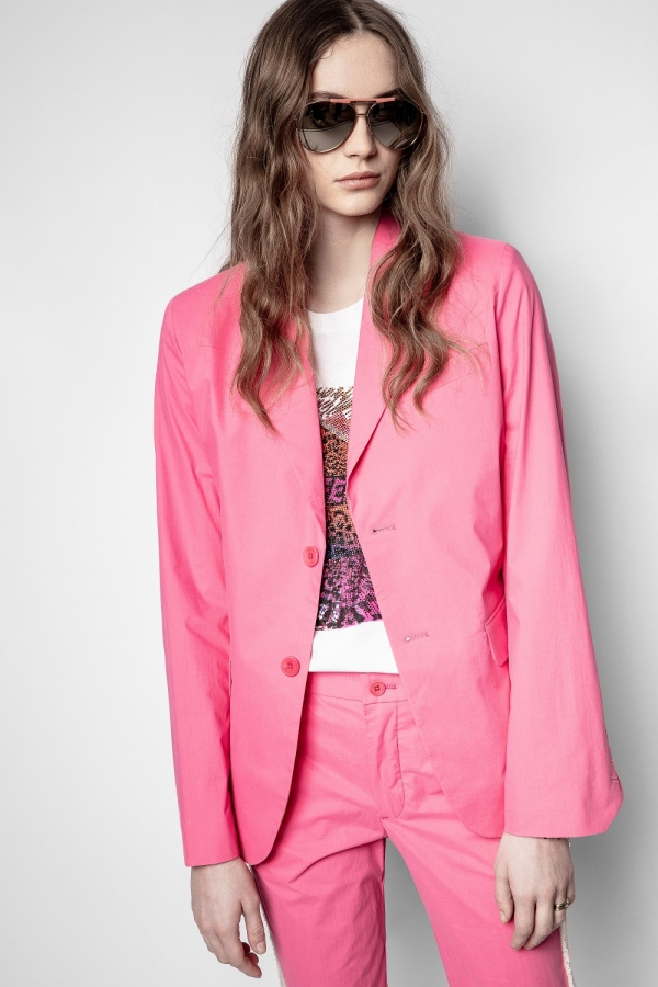 Vanille Cotton Jacket